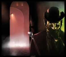 Dr Jekyll and Mr Hyde by Dumaker
