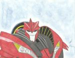 Knockout decepticon 2 Transformers Prime by ailgara