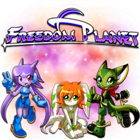 Freedom Planet by POOTERMAN