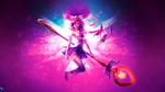 Star Guardian Janna Wallpaper by Paulikaiser