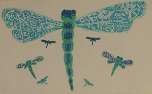 Dragon Fly by theonlycaitlin