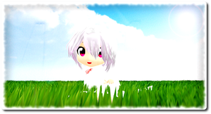 [MMD APH NC] DL Baby Iceland Ver.1 by FBandCC