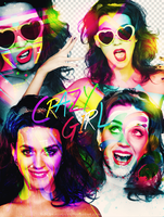 +Crazy Girl by FabulousColours