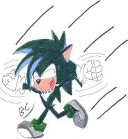 AT: Fidget the Porcupine by BlackCarrot1129