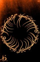 Middle-Earth - Black Speech of Mordor by SpaceCowboy-D