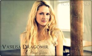 Lissa Dragomir by Alcas23