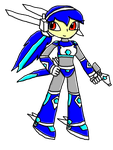 :reupload: Blue for Renas collab by SurgeCraft
