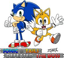 Sonic The Hedgehog 4 Episode 2 Boss Defeated by MarkProductions