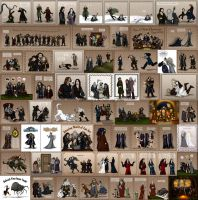 50 Ways to Mock your Tolkien by wolfanita
