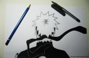 Naruto... by Finihous