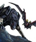 ravage and ratbat by marble-v