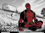 Zombie Outbreak - Deadpool X Reader - ch. 1 by TheStealthFox