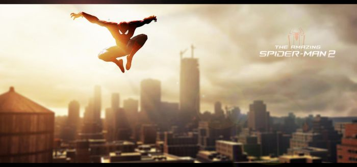 The Amazing Spider-Man by Ventus08