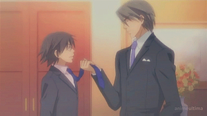 Junjou Romantica You Are Mine by JerseyCar
