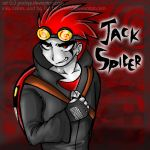Jack Spicer Collab by BechnoKid
