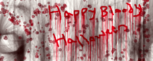 Happy Halloween by gothicchick97