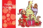 happy holidays 2010 by Peng-Peng