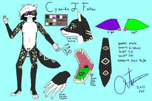 Cyanide Ref 2013 by trial-of-six