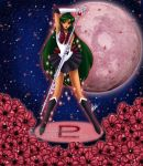Sailor Pluto by HaruShadows