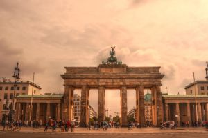 Brandenburg Gate by xXseadragonXx