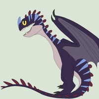 HTTYD Base 128~Scuttleclaw 1~ by Xbox-DS-Gameboy