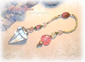 HEART SPACE Pendulum by ChaeyAhne