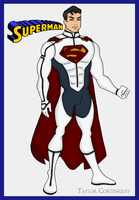 Justice League - Superman Redesign by Femmes-Fatales
