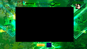 AgentSparkz's New Mystery Dungeon Sidebar! by Hardyeric1
