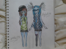 Spades109 and Starfall144 ROBLOX Request by ZeroStatic26