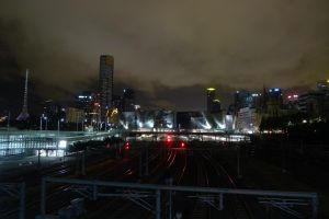 Melbourne railways by livenover