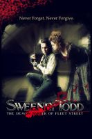 Sweeney Todd Poster 8 by Never-Perfection
