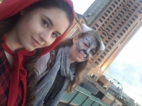 Hey there little red riding hood by HetaliaGirl24601