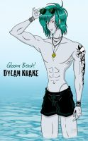 Dylan Krake GLOOM BEACH by Hasana-chan