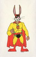 Captain Carrot by Hartter