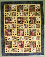 Ethan's Quilt by unicornslave