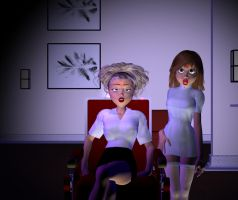Dentist Chair 4 by Hypnovideo