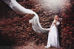 The bride by Alessia-Izzo