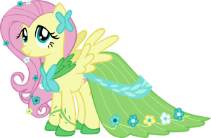 The shy Fluttershy ! by Fluttershy625