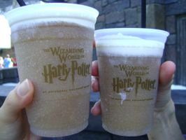 Amazingly delicious BUTTERBEER by Marce07