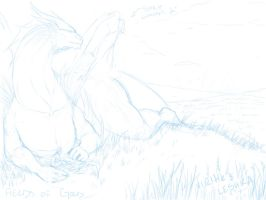 Fields of Gold Sketch by Mytherea