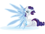 Angelic Wings Rarity by FrenchyToastyy