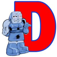 D is for Darkseid by norrit07