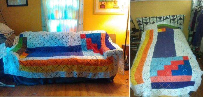 Periodic Blanket of the Elements FINISHED! by Zaraphena