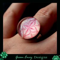 Bauble Ring 001 by green-envy-designs