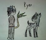 Kyex by 1WolfieFrost1