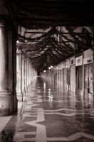 Venice - High Water by marcellomasiero