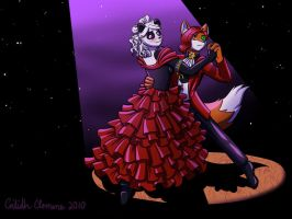 Dancing with the Stars? by ceilidhofone