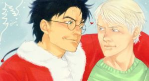 Drarry 3 by LinART