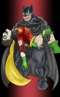 Batman: The Death of Jason Todd  by SpencerHuntArts