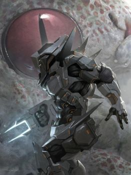 Galaxy Saga (applibot) The demon killer advanced by djahal